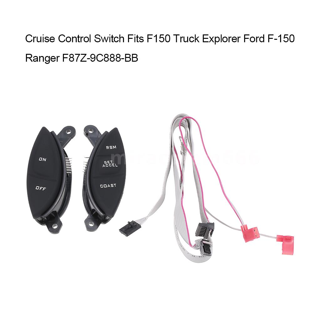 This item is a brand new Steering Wheel Cruise Control Switch.
