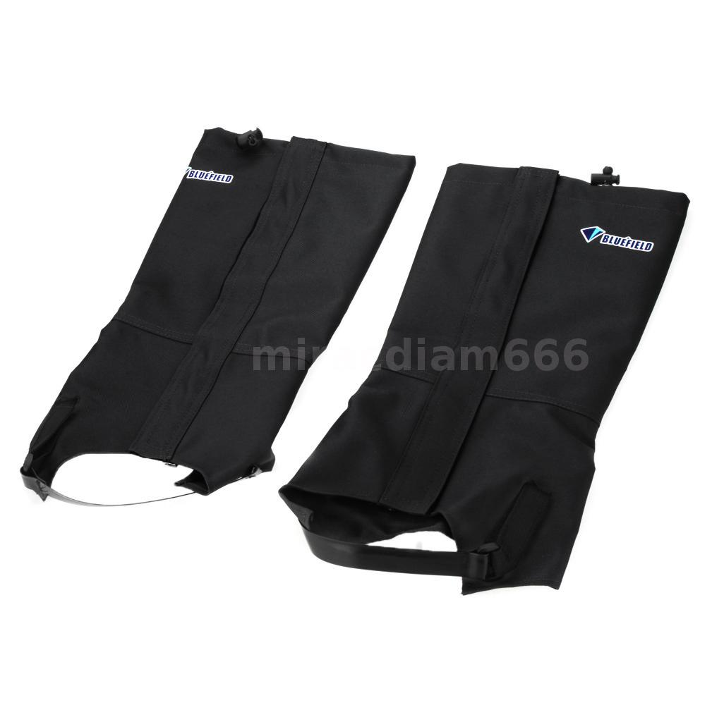 Leg Gaiters Anti-tear Snow Boot Shoes Cover Hiking Walking Legging Gaiters Y2Y7