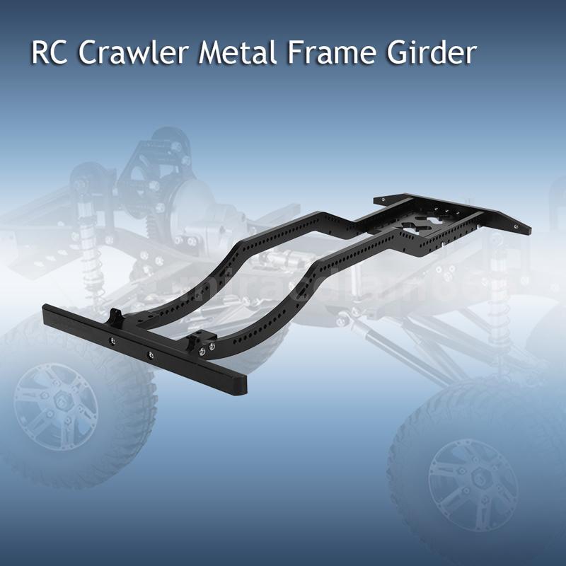 RC Crawler Metal Frame Girder for 1/10 Axial SCX10 RC4WD D90 JK Rock ...